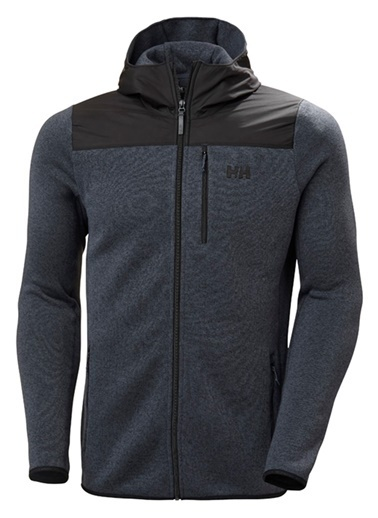 Helly Hansen Hh Varde Hooded Fleece Jacket Renkli